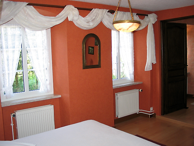 Chasseur - chambre
